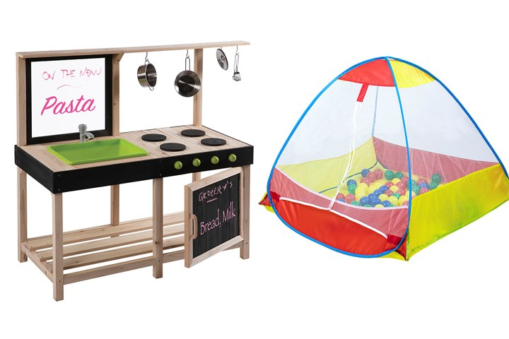 Bunnings Launch Kids Outdoor Play Range Just In Time For Summer Better Homes And Gardens