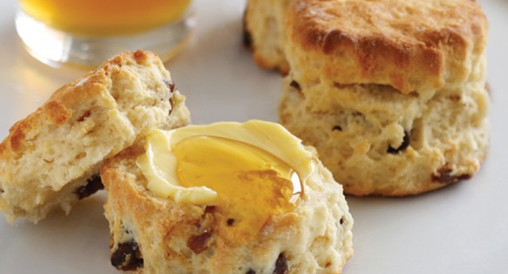 Capilano S Honey And Date Scones Recipe Better Homes And