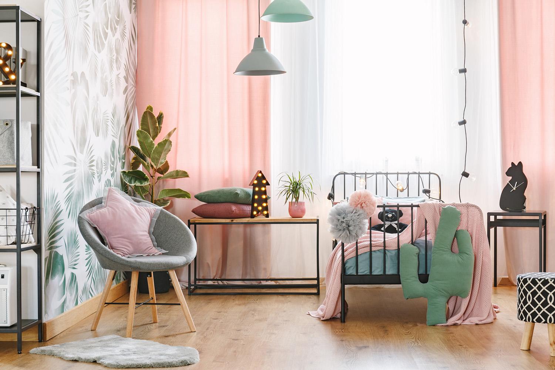 Girls Bedroom Ideas: 20 Girls Room Ideas