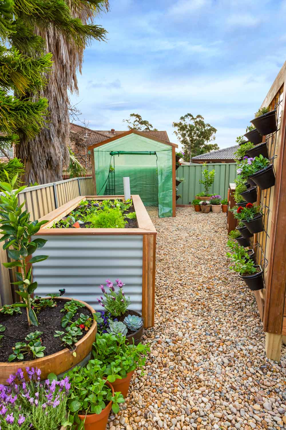 Picture of: 3 Projects For Your Vegie Garden Better Homes And Gardens
