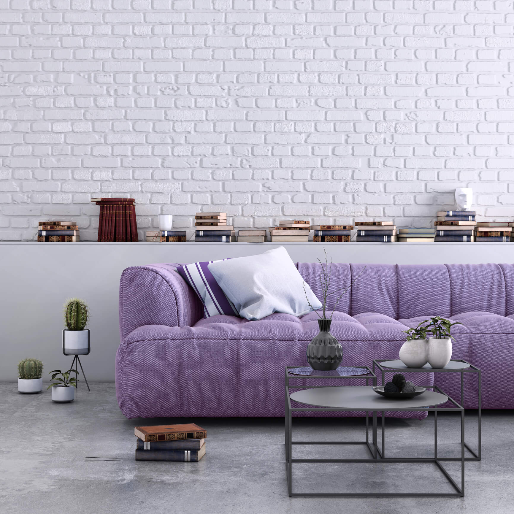 Colours That Go With Purple 10 Complimentary Colour Palettes Better Homes And Gardens
