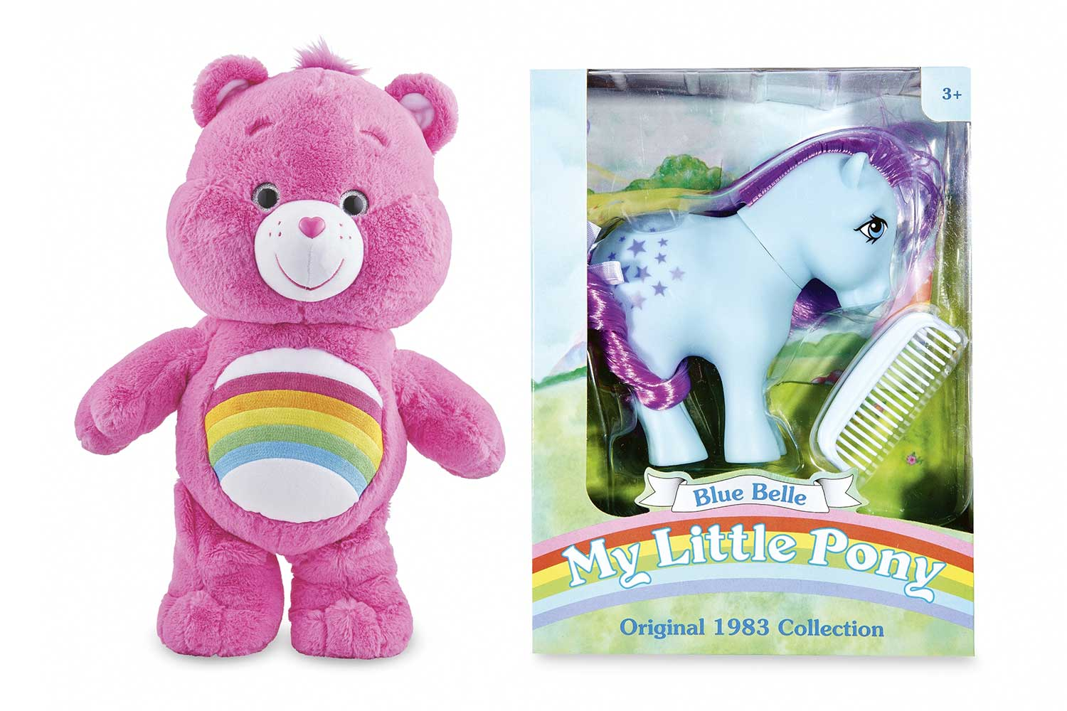 Aldi Is Selling Cult 80s Care Bears And My Little Pony Toys