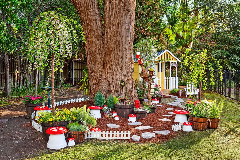 Create A Fairy Garden Better Homes And Gardens