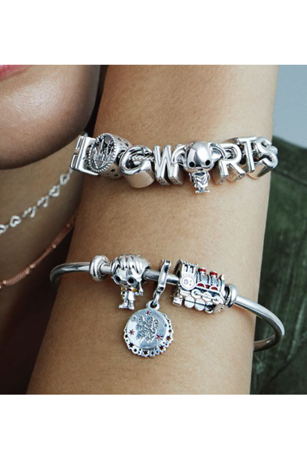 harry potter pandora charms