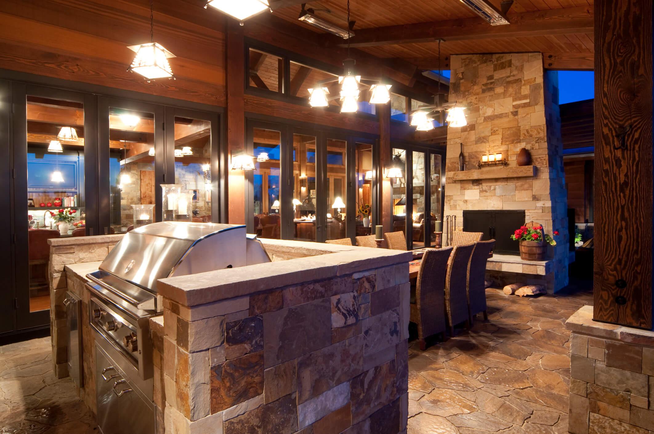Deck Lighting Ideas 21 Inspiring Ideas For Your Decking Lights Better Homes And Gardens