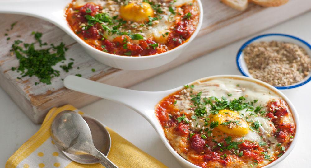 Shakshuka With Chorizo Diy Gardening Craft Recipes