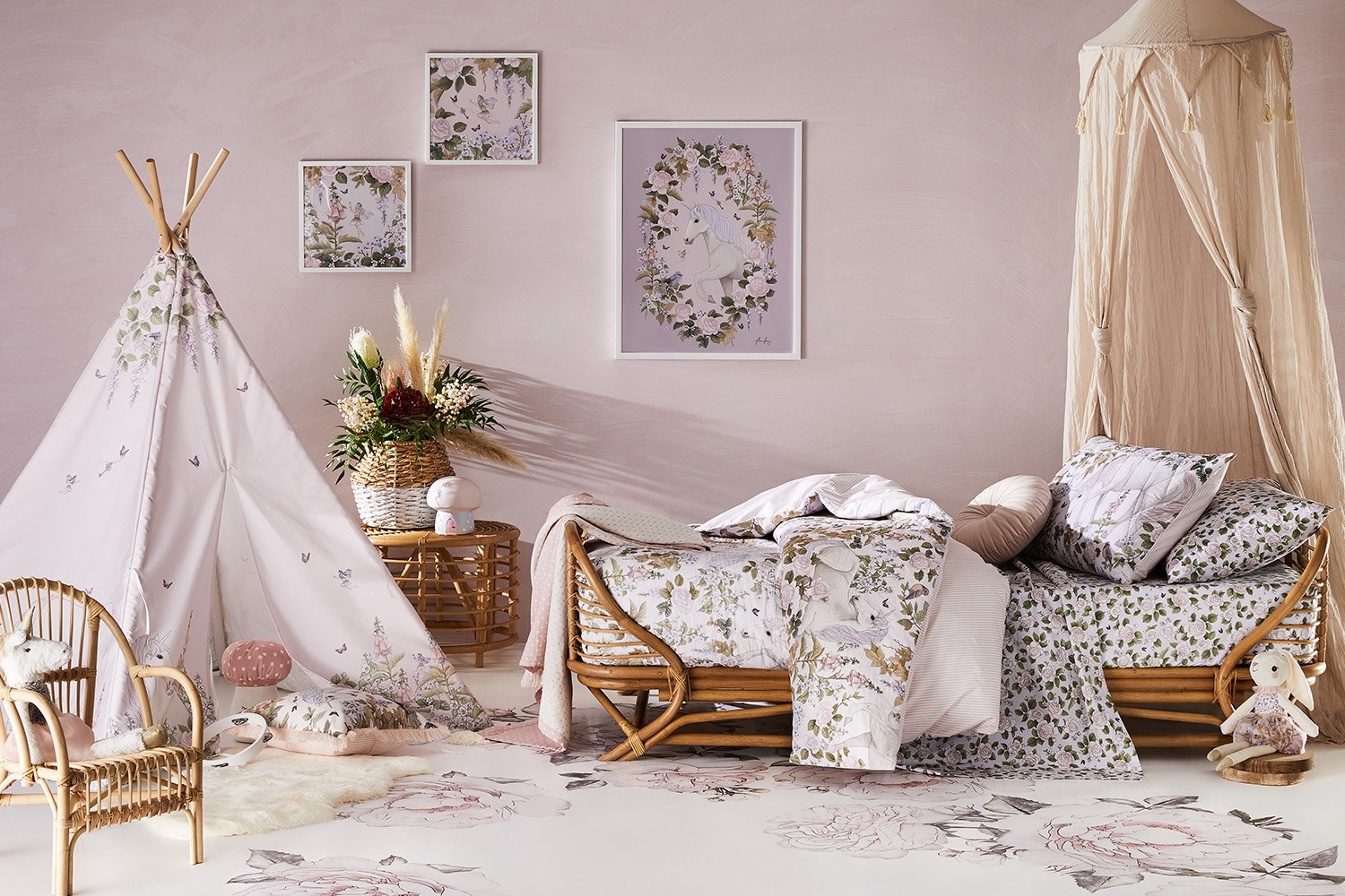Adairs release a dreamy designer collection for kids ...