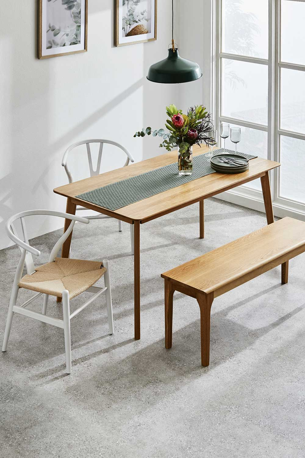 How To Refurnish Your Whole Home With Luxe Scandi Furniture For Less Than 400 Per Room Better Homes And Gardens