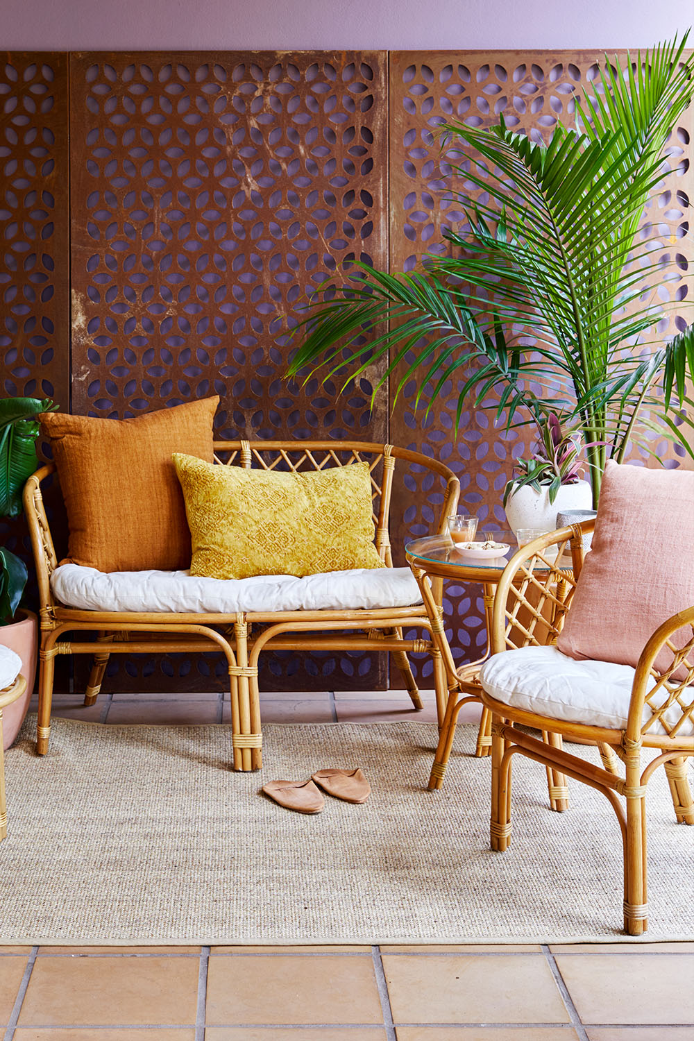 Bunnings Release Gorgeous Rattan Furniture Collection Better Homes And Gardens