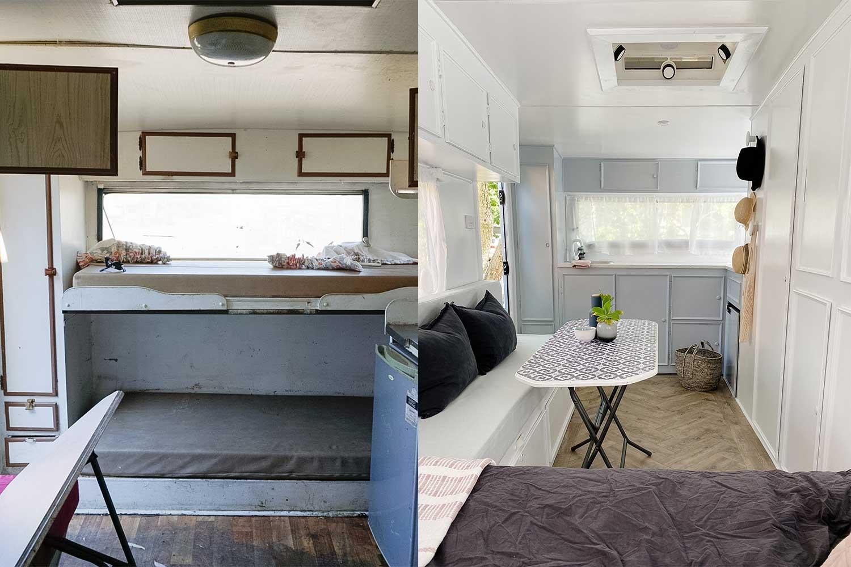 Reader reno: A stunning vintage caravan renovation
