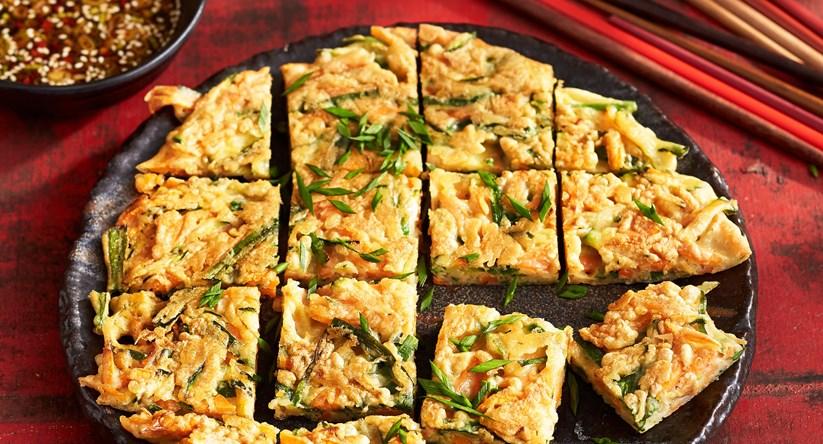Easy vegetable pancakes diy gardening craft recipes - Better homes and gardens pancake recipe ...