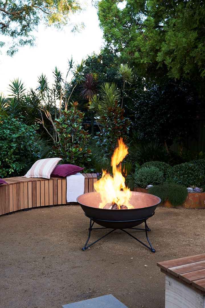 Charlie Albone And Adam Dovile Make A Fire Pit Better Homes And Gardens