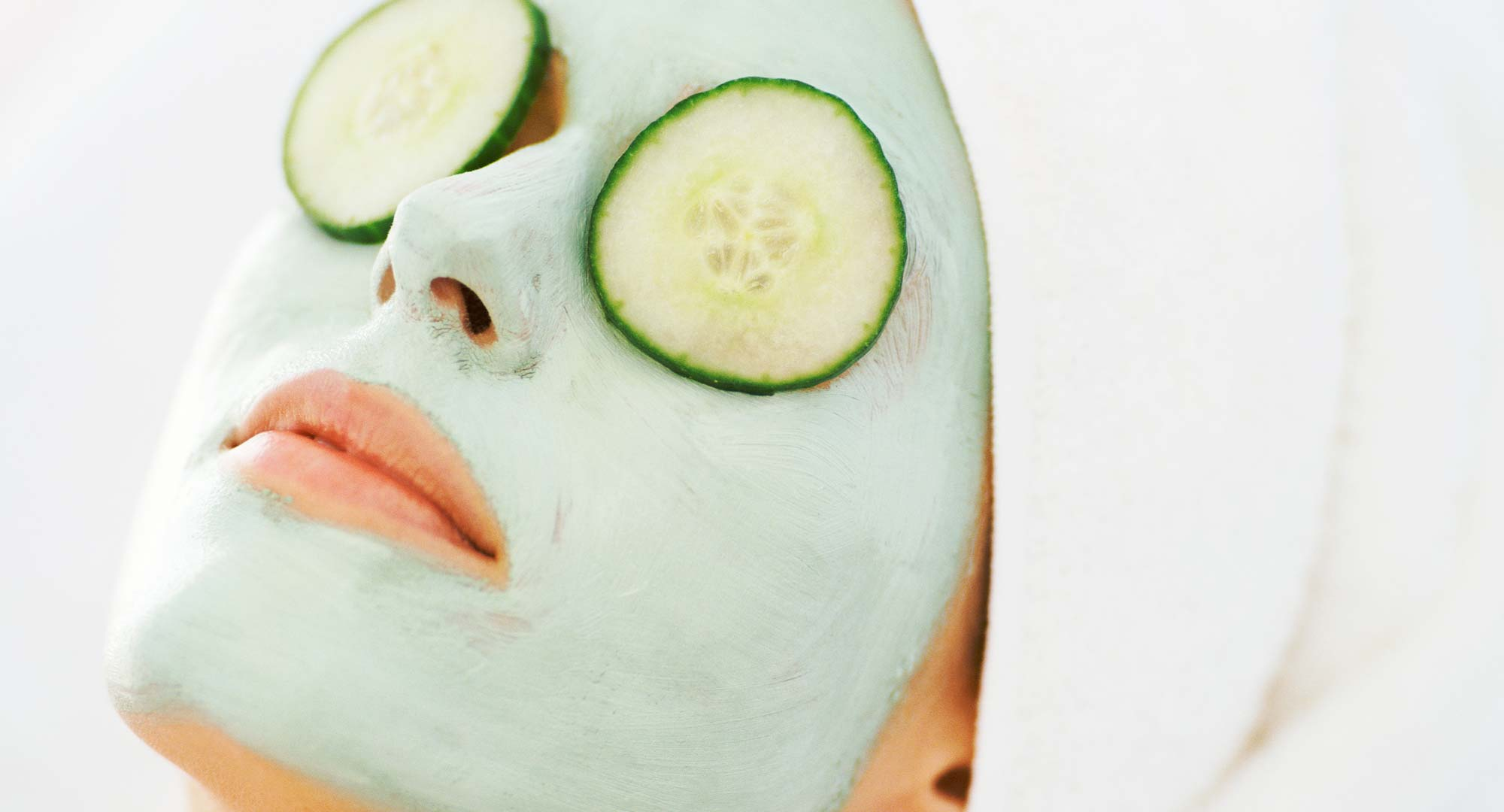 Recipes for cleansing facial masks made out of cucumber, why do women hate sex