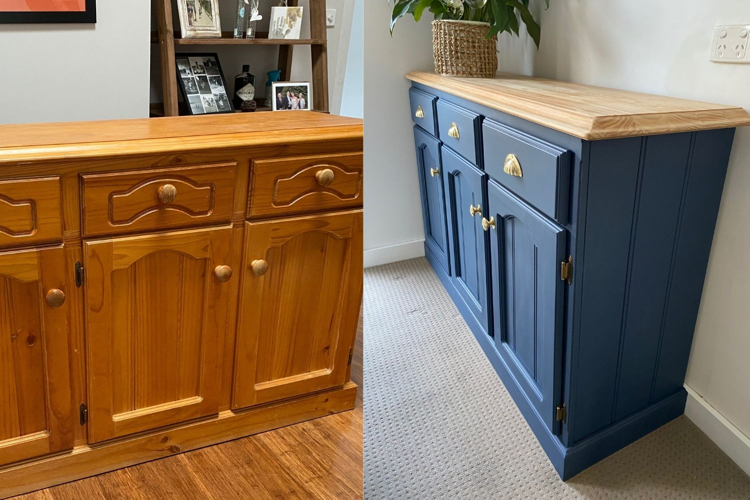Reader project: A simple cabinet makeover with big results