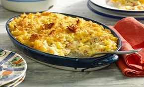 The best macaroni cheese