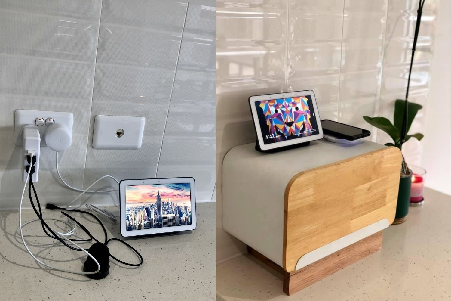 Reader project: From $15 Kmart bread bin to stylish charging station