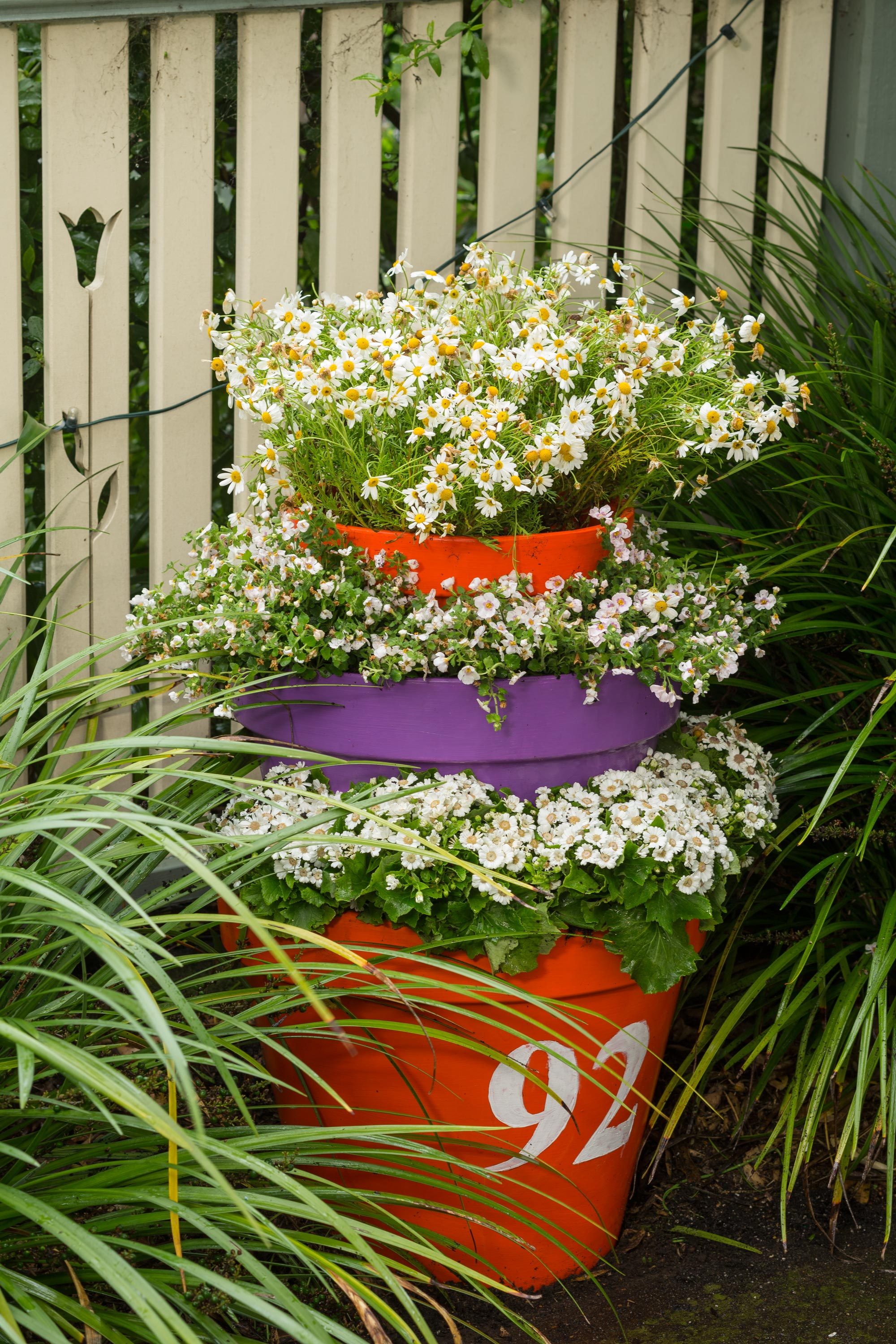Get Crafty With Your Garden Pots Better Homes Gardens