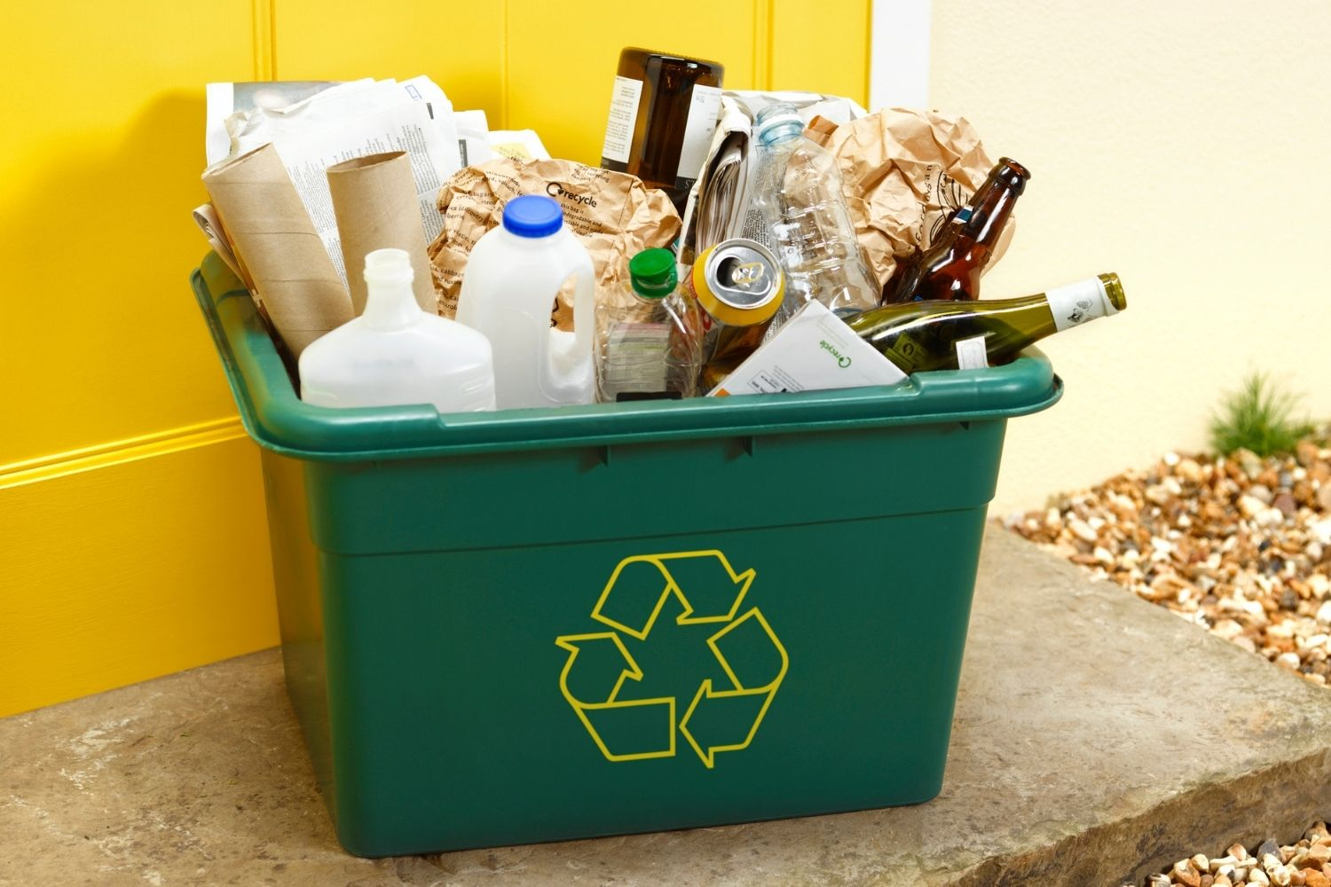 What you can and cannot recycle: a simple guide