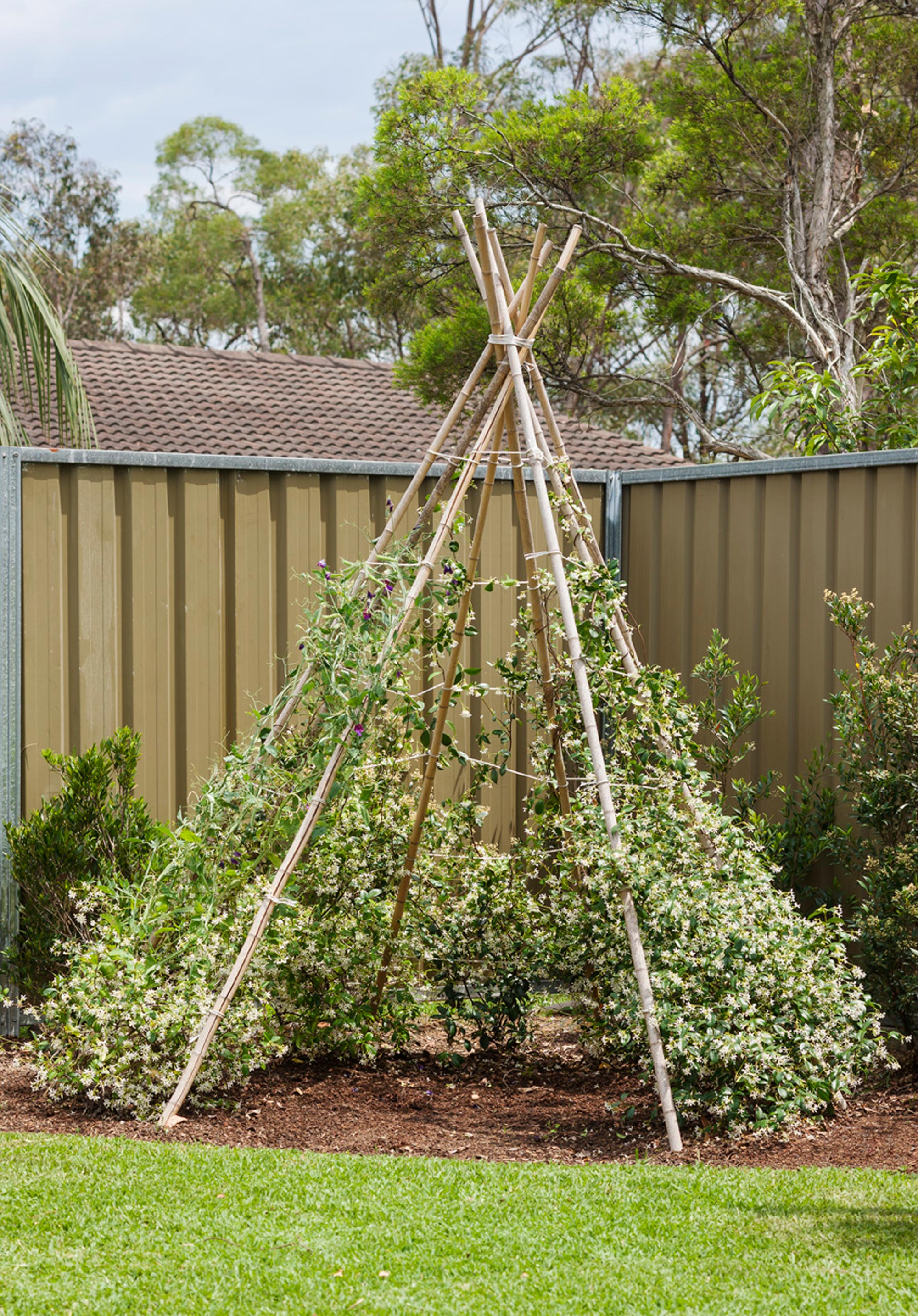The easy-peasy teepee the kids will love - Better Homes ...