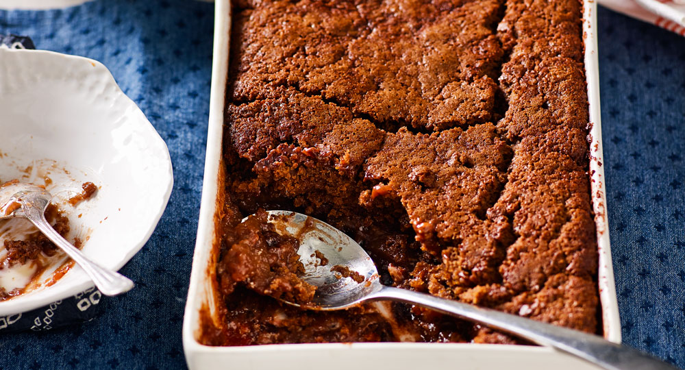 Chocolate Orange Pudding Better Homes And Gardens