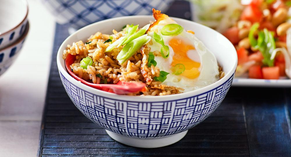 Nasi goreng diy gardening craft recipes renovating for Home and garden recipes