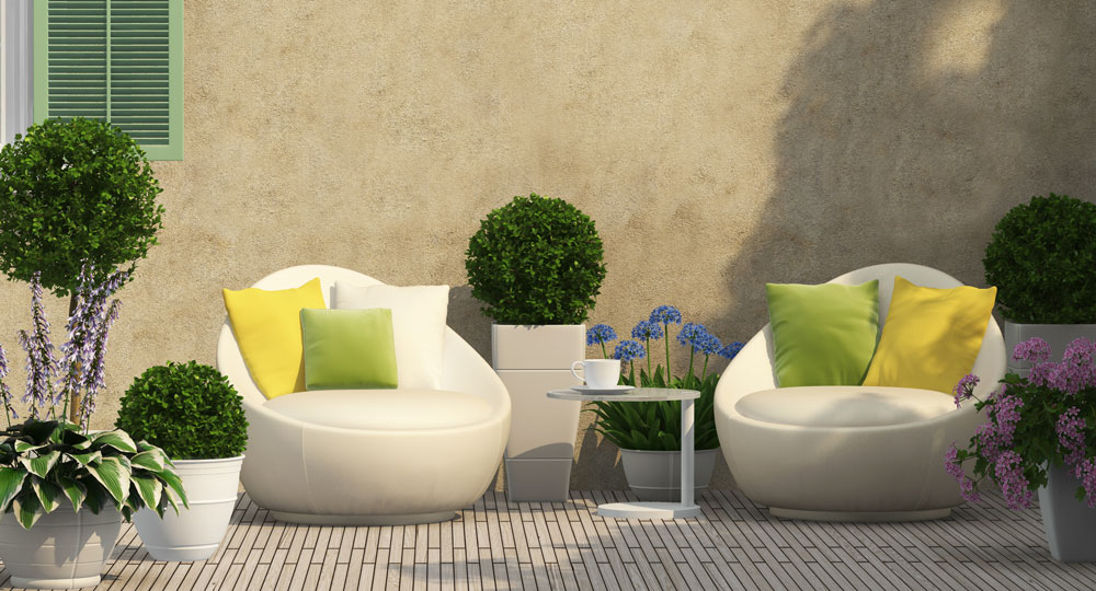 Outdoor Style Settings To Inspire Better Homes And Gardens
