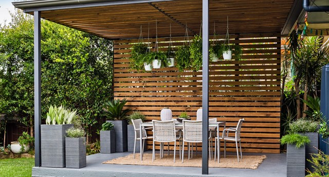 Update Your Pergola Better Homes And Gardens