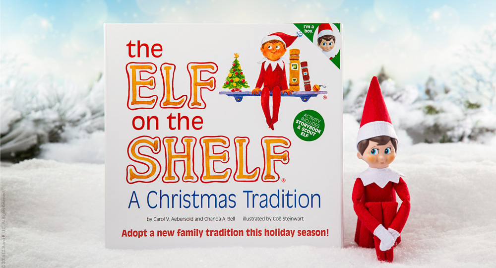 Elf On The Shelf Better Homes And Gardens
