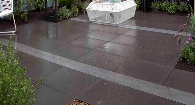 How to create your own paved courtyard