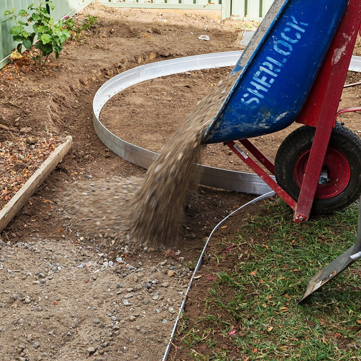 Paving alternative: How to make a gravel path | Better Homes