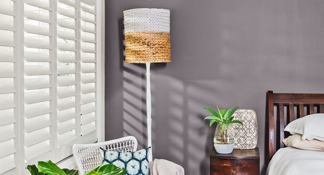 How to make a stylish lampshade