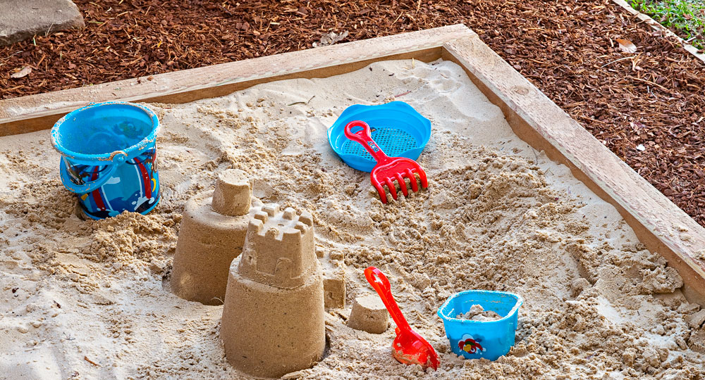 How To Make A Sandpit Better Homes And Gardens