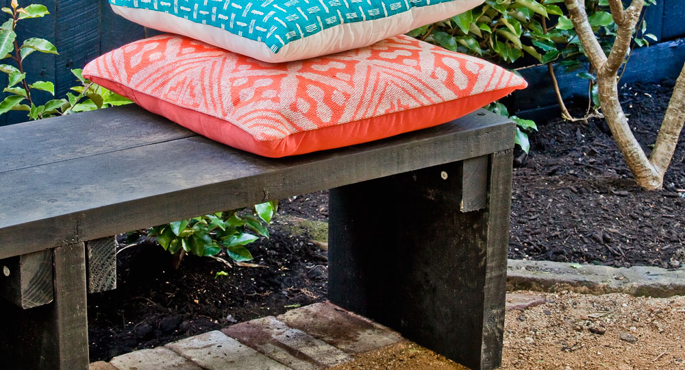 How To Make A Garden Bench Better Homes And Gardens