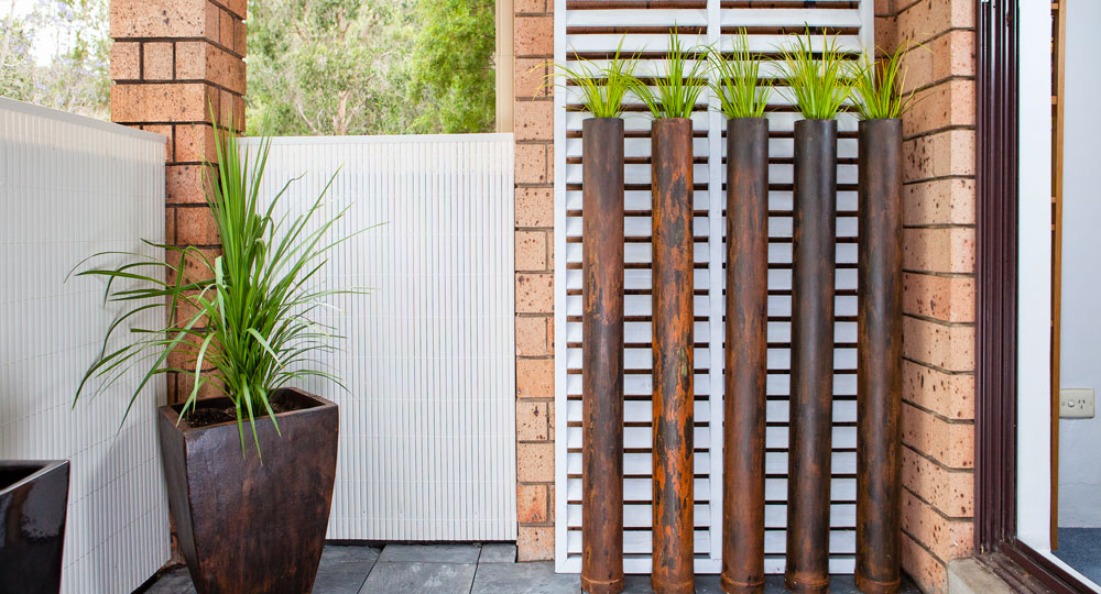 How To Create Tall Garden Planters Better Homes And Gardens