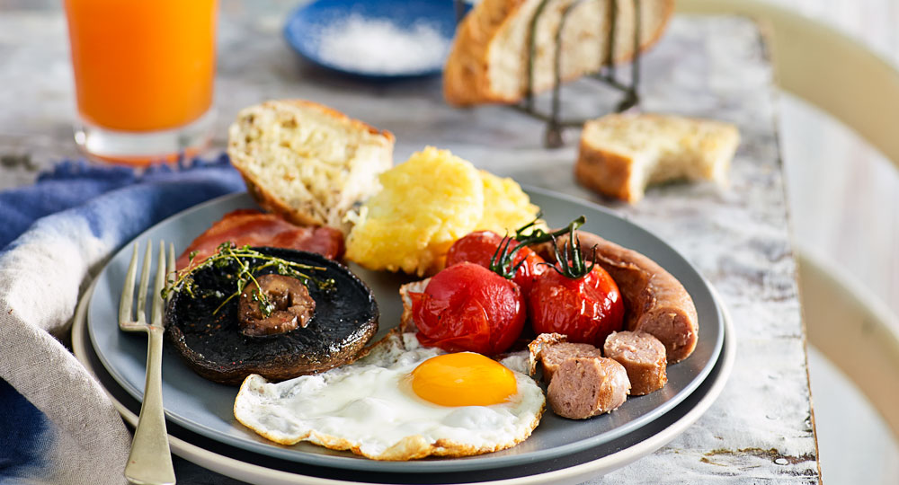 Do It Yourself Home Decorating Ideas: Sunday Big Brekkie Recipe