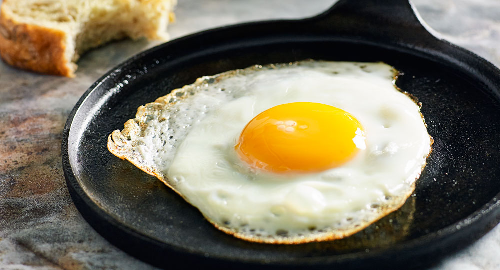 Perfect fried eggs Recipe | Better Homes and Gardens