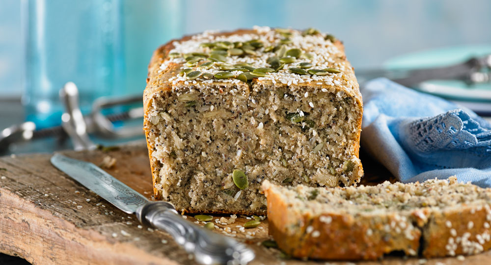 Gluten Free Seeded Bread Diy Gardening Craft Recipes Renovating Better Homes And