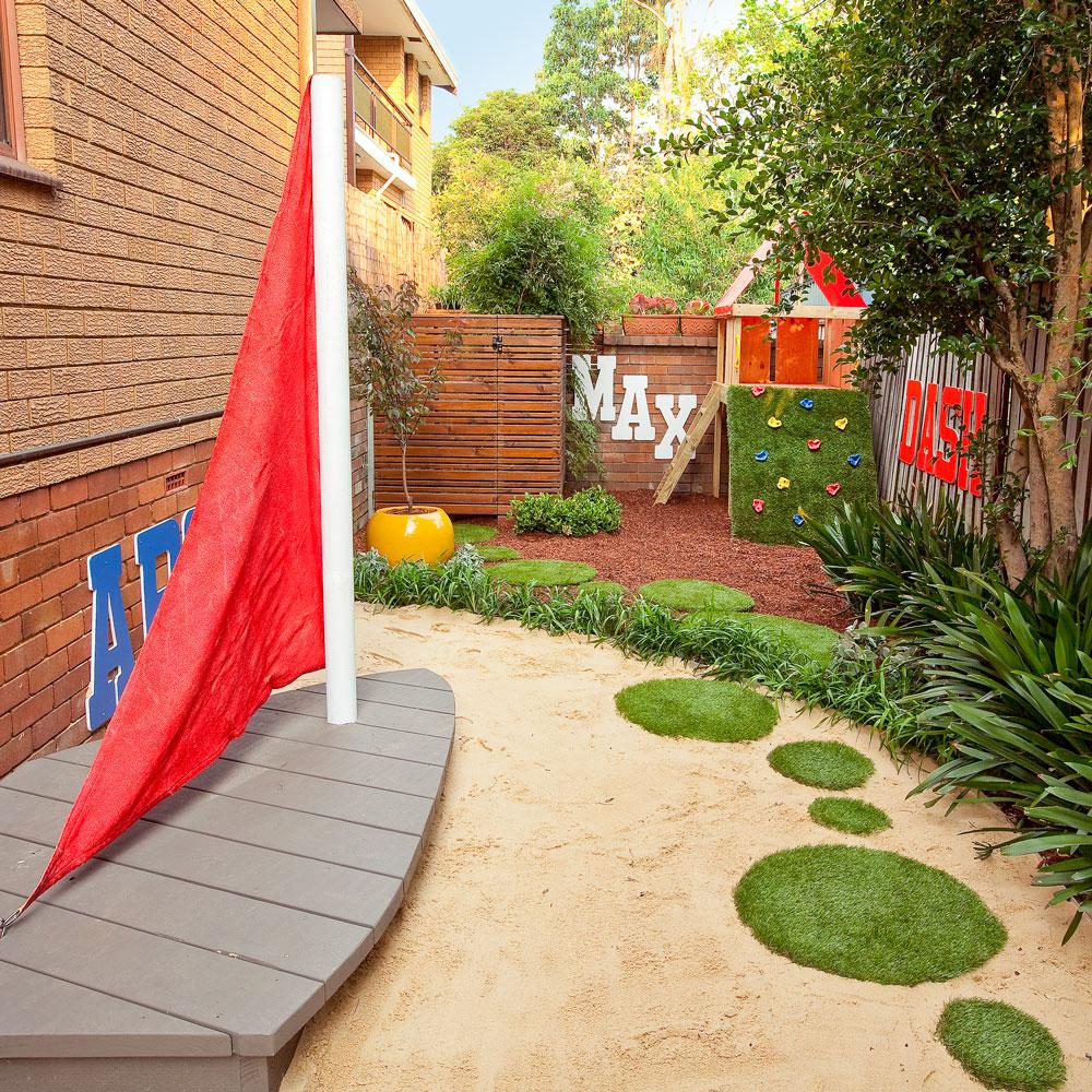 Create A Pirate Ship Platform Diy Gardening Craft