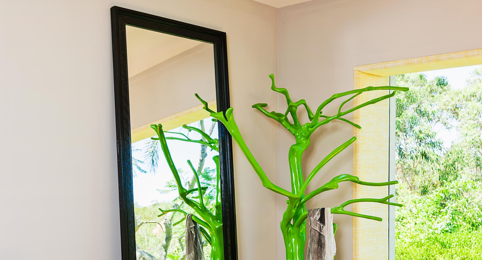 How To Transform An Old Mirror Better Homes And Gardens