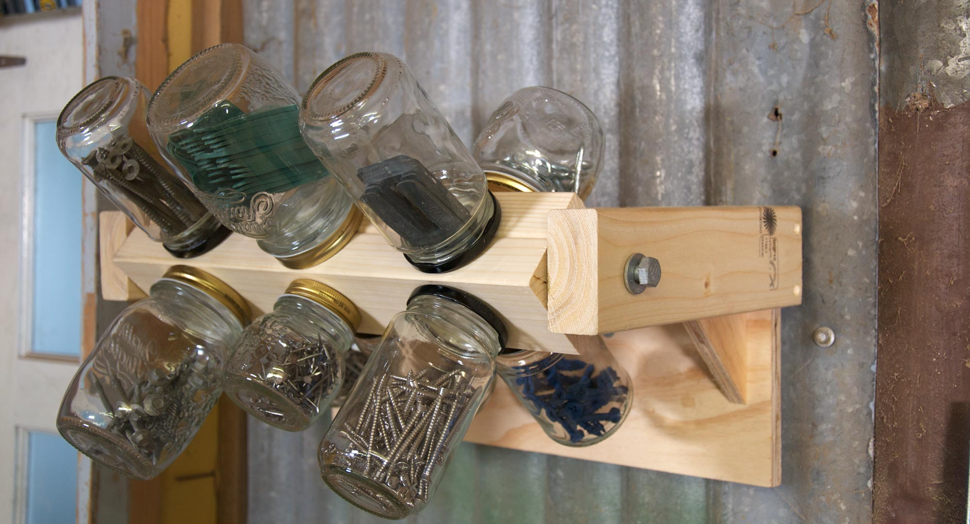 How To Make A Screw Storage Better Homes And Gardens