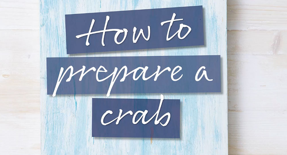 How To Prepare A Crab Better Homes And Gardens