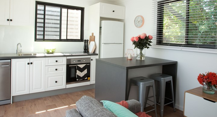 How To Build A Granny Flat Kitchen Better Homes And Gardens