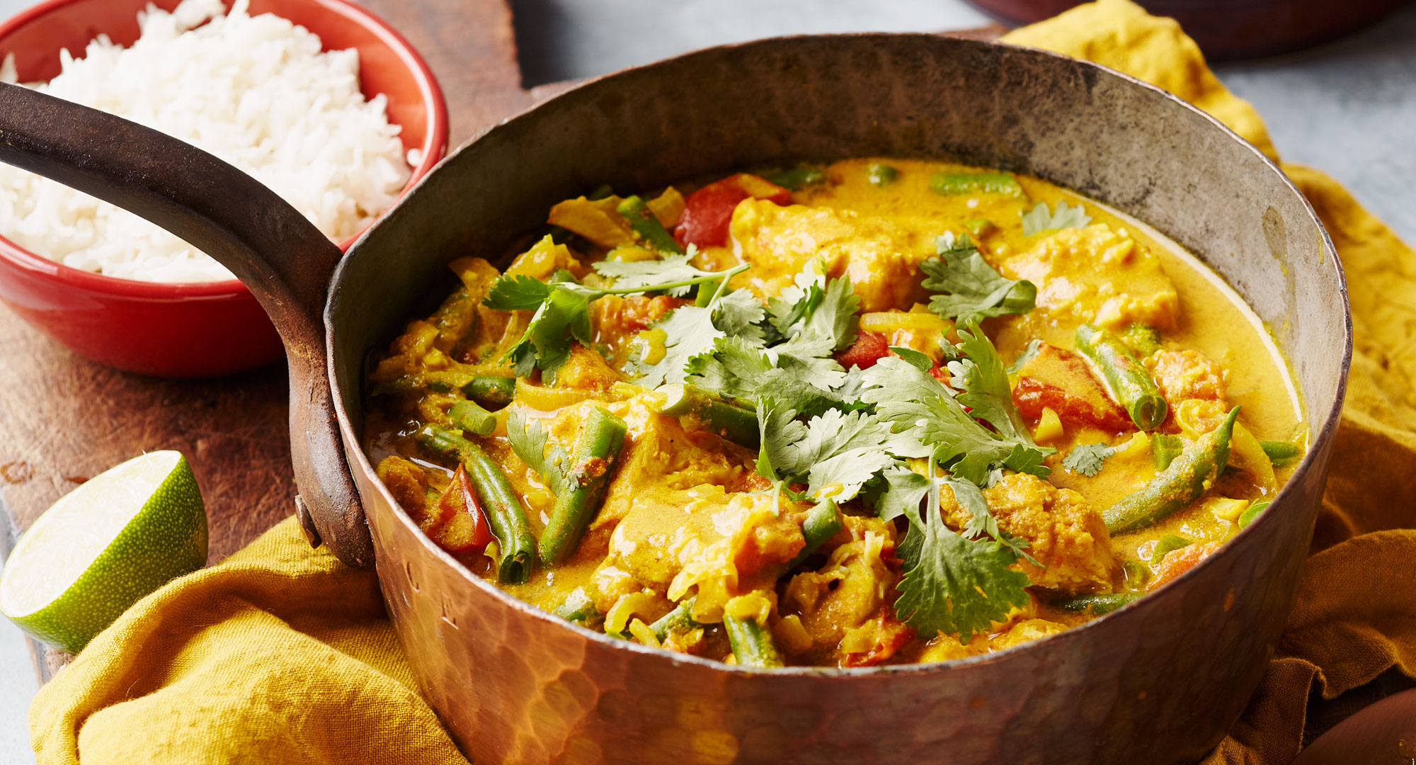 Fish Curry Recipe Better Homes And Gardens