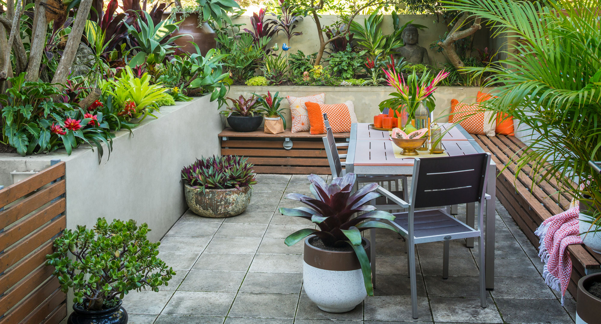 How to design your small back garden space | Better Homes ...