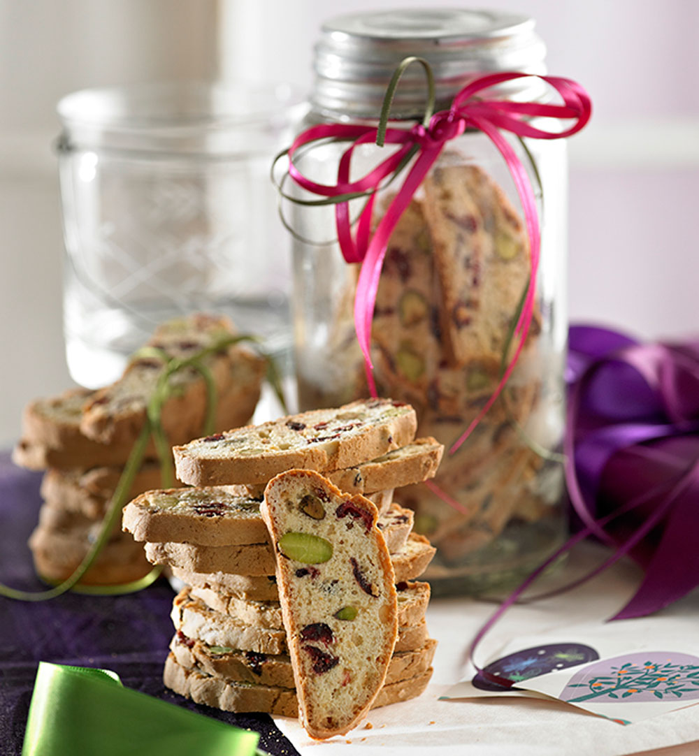 Christmas Biscotti Better Homes And Gardens