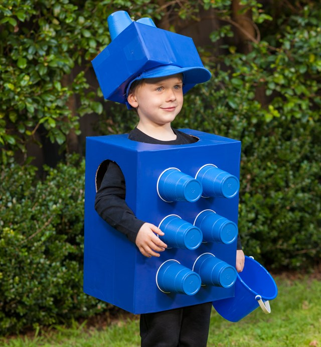 Halloween costumes too cute to spook