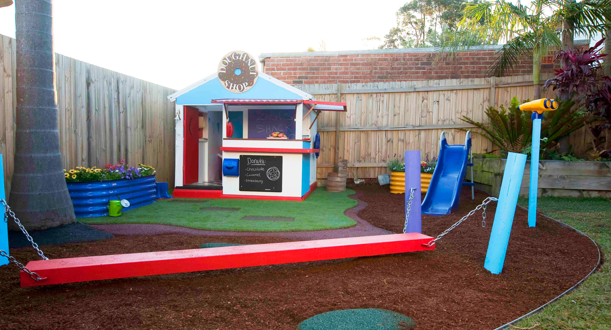 How to turn your backyard into a kids' playground - DIY ...