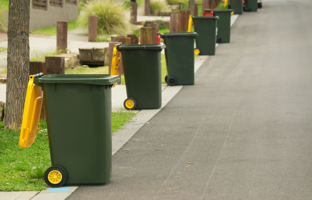 How To Clean Your Wheelie Bin Better Homes And Gardens