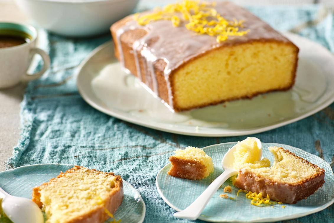 Lemon Drizzle Cake Diy Gardening Craft Recipes Renovating Better Homes And Gardens