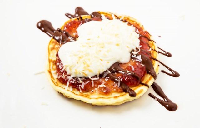 Lamington Pancakes Better Homes And Gardens